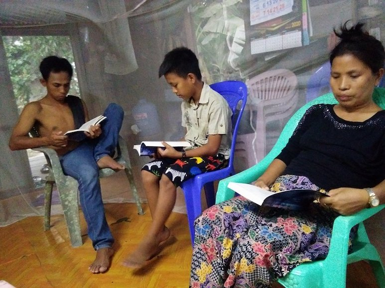 Myanmar Translation Project